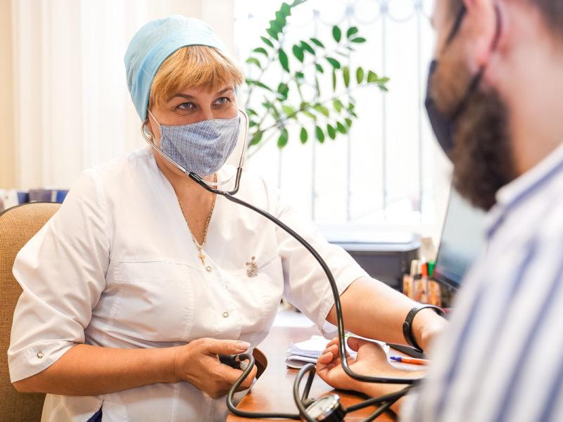 Клиники СамГМУ Консультация врача-терапевта