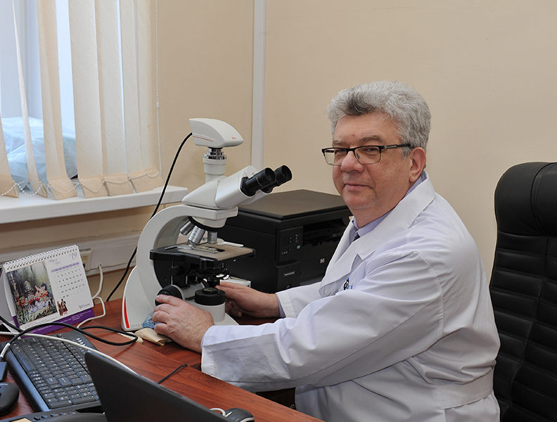 Консультация гематолога в Клиниках СамГМУ